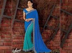 #PrintedSarees at Laxmipati.com - Shop designer printed sarees online in India. Limited stock! 100% Genuine #Products! #Catalogue #SIFAANI #Design Number: 4372 #Price - Rs. 1992.00 #COD also Available.  #Bridal #ReadyToWear #Wedding #Apparel #Art #Autumn #Black #Border #CasualSarees #Clothing ‪#ColoursOfIndia ‪#Couture #Designer #Designersarees #Dress #Dubaifashion #Ecommerce #EpicLove ‪#Ethnic#Ethnicwear #Exclusivedesign #Fashion #Fashionblogger ‎#Fas Laxmipati Sarees, Saree Shopping, Dubai Fashion, Printed Sarees, Sarees Online, Daily Wear, Bridal Collection, Print Design, Ready To Wear