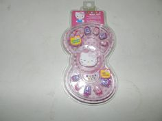 Hello Kitty Nail Set in MissEsas Garage Sale in Warrenville , IL for $1. Adorable Hello Kitty Nail set for kids and teens.
