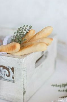 Rosemary Breadsticks - Enough Said