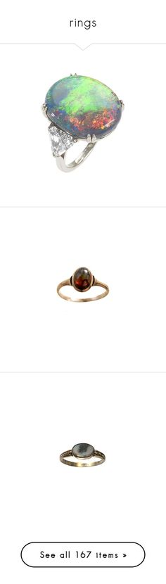"""rings"" by rayssamalfoy ❤ liked on Polyvore featuring rings, jewelry, accessories, fillers, bijoux, garnet jewellery, antique garnet ring, antique garnet jewelry, antique rings and antique jewelry"