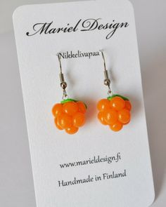 Hilla-korvakorut - Astubutiikkiin.fi Drop Earrings, Jewelries, Wristwatches, Gifts, Handmade, Gift Ideas, Accessories, Design, Women