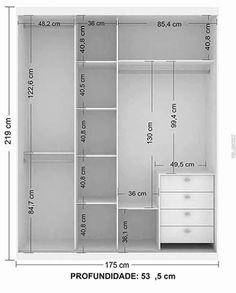 Wardrobe Interior Design, Wardrobe Door Designs, Bedroom Closet Design, Closet Designs, Bedroom Built In Wardrobe, Bedroom Wardrobe, Wardrobe Closet, Master Closet, Bedroom Cupboard Designs