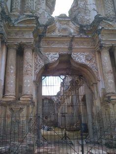 Ruinas de Antigua Guatemala