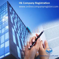 According to low of the Hong Kong Companies Ordinance, a non-Hong Kong company is required to register a new company in Hong Kong call Hk Company Registration.