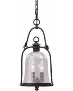 Owings Mill Collection 18 High Outdoor Hanging Light (