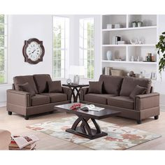 Found it at Wayfair - Sofa and Loveseat