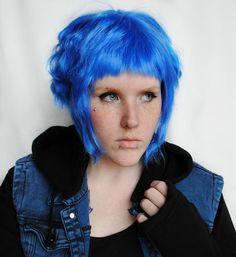 SALE Ramona Flowers wig // Scott Pilgrim vs. the by MissVioletLace, $125.95