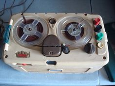 REEL TO REEL TAPE RECORDER - www.remix-numerisation.fr - Numérisation - Capture - Transfert audio - Restauration audio