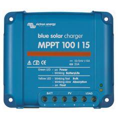 Regulator Controler de Incarcare Solara BlueSolar MPPT 100/15 SCC010015200R 12/24v-15A Victron Energy Accounting