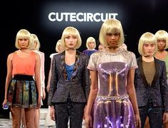CuteCircuit's latest fashion line reminds us that wearable technology doesn't have to sacrifice beauty.