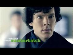 Sherlock opening credits in the style of Psych. So. Much. Win.