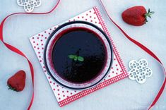 Recette facile de coulis de fruits rouges