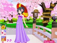 prom dress up games for girls