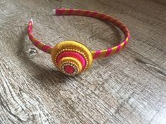 Thread Jewellery, Jewelry, Hair Bands, Silk Thread, Beaded Bracelets, Rose, Jewellery Making, Jewerly, Pink