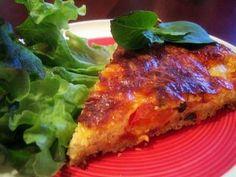Tomaatti-mozzarellapiirakka – Hellapoliisi