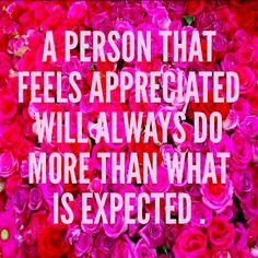 Appreciate the uniqueness of others