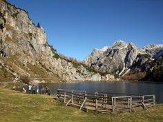 Der #Tappenkarsee in #Kleinarl, Austria