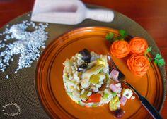 Briciole di Sapori           : Insalata di riso... senza regole