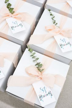 Custom wedding welcome gifts marigold & grey creates artisan gifts Wedding Welcome Gifts, Wedding Gifts For Bridesmaids, Gifts For Wedding Party, Wedding Favors, Wedding Invitations, Bridesmaid Boxes, Bridesmaid Proposal, Wrapping Gift, Top Wedding Trends