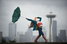 Dancers Out and About- Oh Seattle!