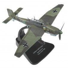 Ju 87B Stuka Stab III./St.G.77, Caen, France, 1940