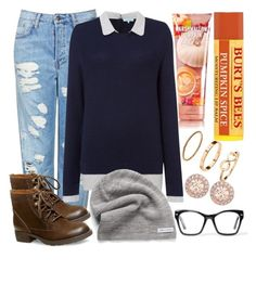 """Untitled #140"" by linniventura ❤ liked on Polyvore featuring Topshop, Dickins & Jones, Converse, Steve Madden, H&M, Spitfire and Givenchy"
