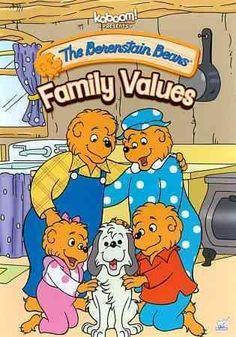 The Berenstain Bears: Family Values