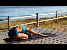 Pilates to Relieve Shoulder & Neck Tension - YouTube