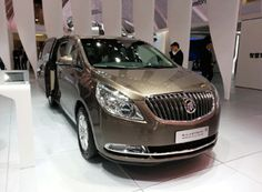 2015 Buick GL8 will have under the hood to offer two petrol eng
