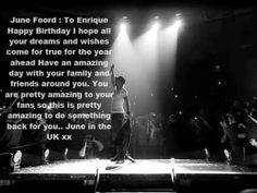 Enrique Iglesias' 39th Birthday!