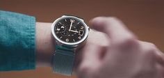 This could be the best-looking Android Wear smartwatch yet | The Verge