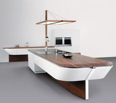Marecucina Kitchen by ALNO