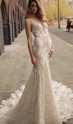 Mermaid Trumpet Wedding Dress