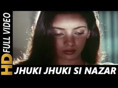 Jhuki Jhuki Si Nazar   Jagjit Singh   Arth 1983 Songs   Ghazal Song   Shabana Azmi, Raj Kiran - YouTube