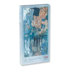Avenue in the Rain Puzzle - Bookstore | The White House Historical Association