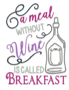 Designs :: Food and Drink :: Meal without Wine