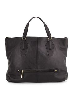 562592ac64a0 Leather Convertible Hobo Bag