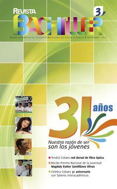 Revista Bachiller N° 3 #COBAES #SINALOA