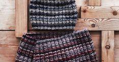 Punatulkku vai sinitiainen? Helppo tupsupipo ja kauluri valmistuvat nyt talvilinnuilta lainatuilla sävyillä. Boho Shorts, Knitting, Crochet, Crafts, Accessories, Women, Fashion, Moda, Manualidades
