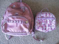Day 7: Backpack & Lunchbag