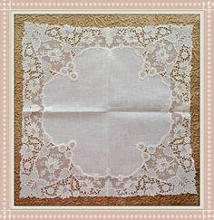 Love and still use handkerchiefs