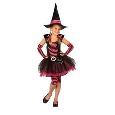 Shop to Shop 4 | Stripey Witch Child Small 4-6