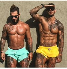 Marcos Viana and Lucas Lucco
