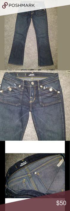 Rock & Republic Scorpion Jean Boot cut, minor wear on bottom of jeans & pockets. Great condition Rock & Republic Jeans Boot Cut