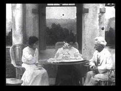 1909 Mark Twain | Edison Film | Digitally Restored