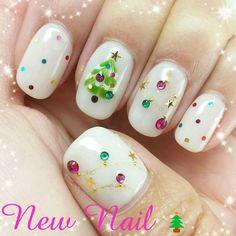 Christmas Nail 2016-①