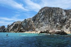 The Lands End rock formation, off the coast of Los Cabos.. Where to Go in 2018 - Bloomberg