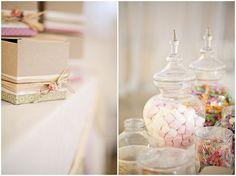 Super Pretty: Silver, Pink + Cream | Real Wedding - Want That Wedding | Unique Wedding Ideas & Inspiration Blog
