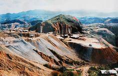 Jade mines in Burma