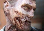 "Zumbis soltos em NY promovem ""The Walking Dead"""